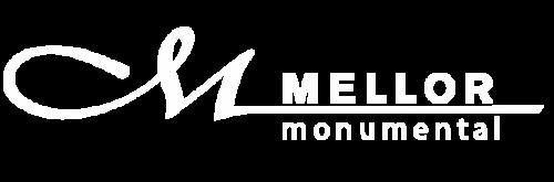 Mellor Logo White